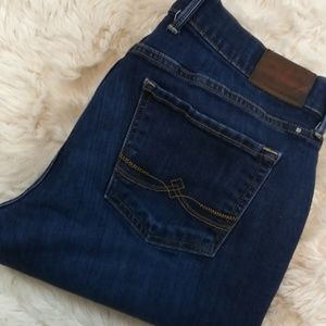LUCKY BRAND Bootcut Stretch Sweet N Low Jeans 8